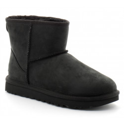 ugg classic mini leather bottes