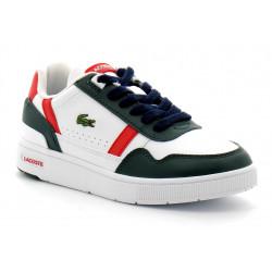 lacoste sneakers t-clip enfant